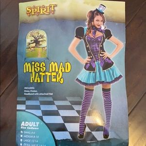Costume - Miss Mad Hatter